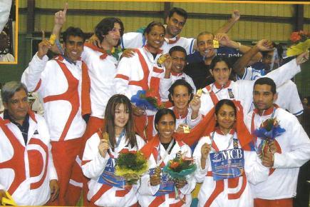 Le badminton fait partie des disciplines où Maurice a souvent brillé sur le continent africian.