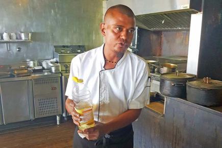 Le Chef Henri Romily