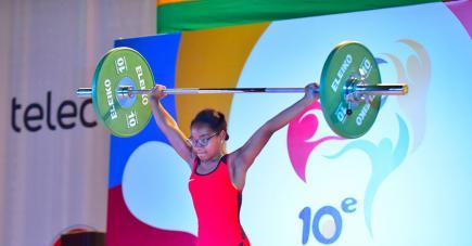 Sans se déplacer à l'étranger, les jeunes leveurs mauriciens auront la chance de se mesurer à d'autres haltérophiles lors d'un tournoi international.