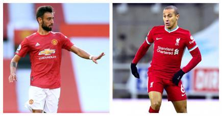 Le duel entre Bruno Fernandes et Thiago pourrait être la clé du match.
