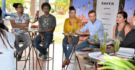 Les organisateurs du Kaz'Out ont dévoilé le programme de cette édition 2018 (du 1er au 3 novembre) lors d'une rencontre à L'Aventure du Sucre, à Beau-Plan.