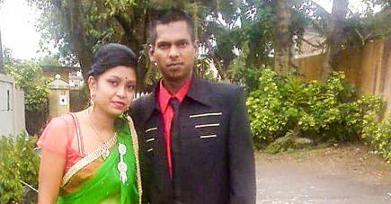 Jagessur Ramkissoon et son épouse devaient célébrer leurs six années de mariage le 28 mai.