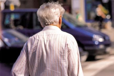 Il est très important de ne jamais laisser le malade se promener seul à l'extérieur.