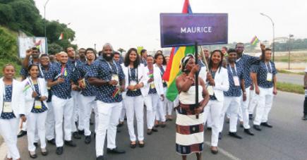 Les athlètes mauriciens tenteront de briguer une qualification olympique à ces jeux.