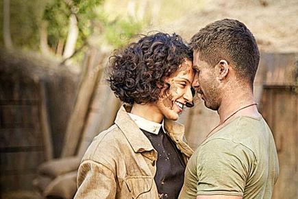 Saif Ali Khan, Kangana Ranaut et Shahid Kapoor sont au générique de cette romance dévastatrice.