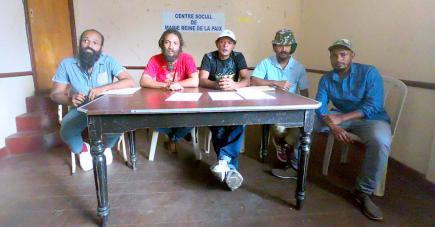 Les dirigeants de l'Association Socio Culturel zanfan Zion ont fait part de leurs doléances lors d'une rencontre avec la presse au début de la semaine écoulée.