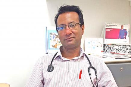 Le Dr Vikrant Sibartie recommande le dépistage à partir de 45 ans.