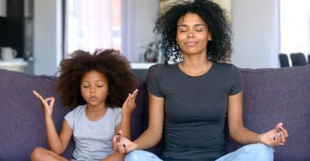 Un environnement familial confortable est d'autant plus important pour le bien-être des enfants en cette période, souligne la psychiatre Hemlata Charitar-Sookha.