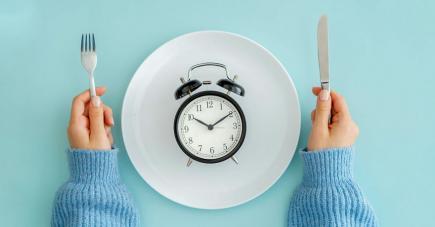 L'intérêt du fasting est de mettre le système digestif au repos, entre autres.