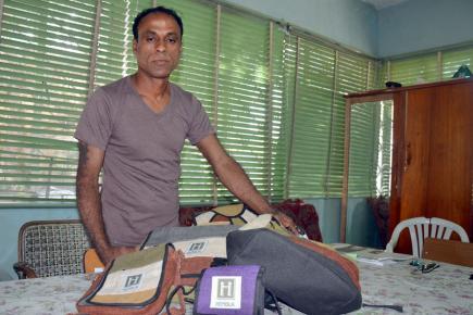 Les sacs proposés par Claim Mauritius sont 100 % naturels.