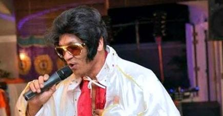 Fan inconditionel d'Elvis, il voulait ouvrir un musée en hommage au chanteur.