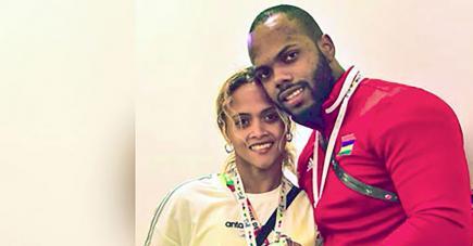 Roilya Ranaivosoa et  Cédric Coret trouvent qu'il est important  de récompenser les athlètes  pour les efforts fournis.