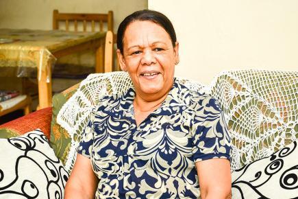 Jeanine Bakory est fière d'avoir participé à un millier d'accouchements.