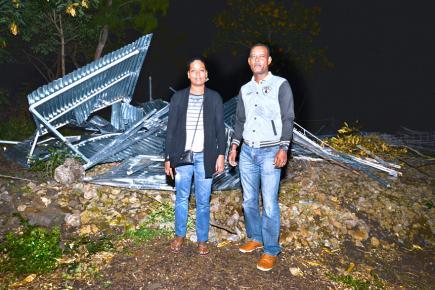 Sonam Neemaye et Francis Colfir vivent un cauchemar.