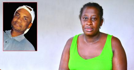 L'épouse et les proches de la victime se désolent de l'avoir perdu dans des circonstances aussi dramatiques.