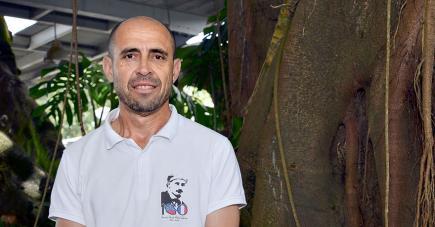 Jean-Bernard Grondin est un des initiateurs de cet échange.