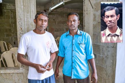 Sanjeev et son beau-frère Vinay réclament plus de sécurité sur les routes, surtout depuis la mort d'Oudaye Vasani Sibcharan.