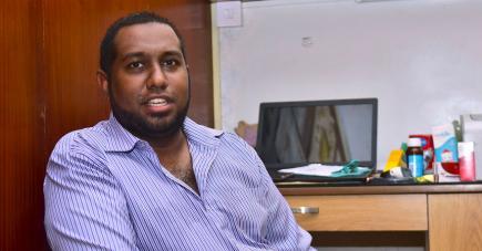 Le Dr Yussuf Ali Rassool, souligne que le vaccin antigrippe est la mesure de prévention la plus efficace.