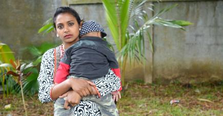 La jeune femme dit avoir été malmenée par son époux pendant bien trop longtemps.