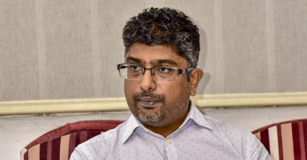 Rajesh Nellayya souligne que l'hémophilie est toujours très meconnue.