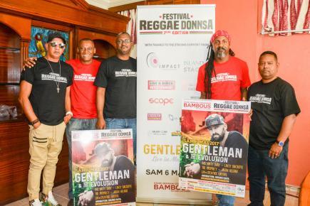 Les organisateurs sont confiants de réunir une grosse foule à Bambous pour la 7e édition du Festival Reggae Donn Sa avec Gentleman en tête d'affiche.