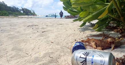 Six des douze îlots du Nord et sud-Est ont été décrétés interdits d'accès au public par les autorités des Réserves Naturelles.