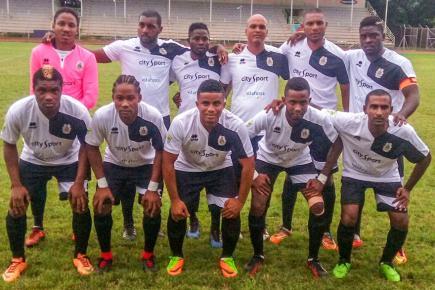 L'equipe vise une promotion chez l'élite.
