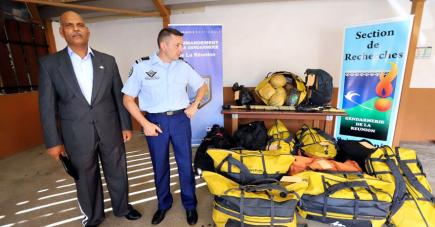 Les 142 kg de zamal étaient dissimulés dans une dizaine de sacs.