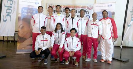 Les Mauriciens souhaitent ramener plusieurs médailles cette année.