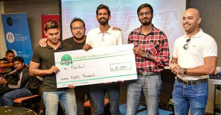 La team Kalchul  composée de Kushul Soomaree, Muhammad Yusuf Abdool Satar,  Nirvan Pagooah et Jules Michael Giovanni (Team Leader) feront partie des membres du jury lors de la prochaine édition.