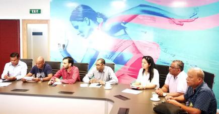 Les premiers préparatifs sont bien entamés en vue de l'organisation des Jeux de 2021 sur le sol mauricien.