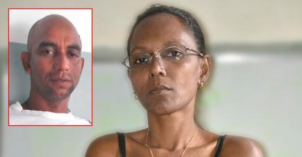Roselle Gaiqui est toujours dans le flou un mois après le décès subit de son époux David.
