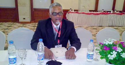 Yousouf Bayjoo agira en tant que chef  de mission de la délégation mauricienne.