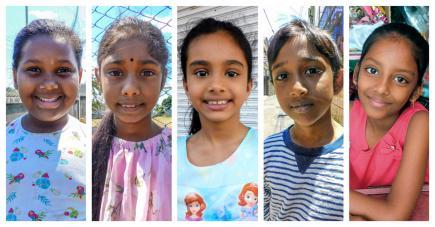 Cherrylane Amene, Navisha Gunga, Janisha Seenundun, Ayush Hurdeal et Himanshi Rughoonundun nous disent ce qu'ils comprennent d'une élection générale.