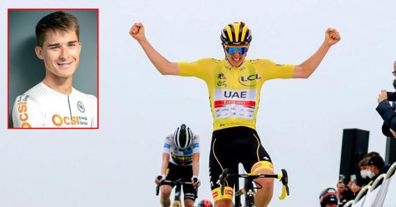 Le cycliste mauricien suit avec beaucoup d'intérêt cette compétition et espère qu'un jour un compatriote soit dans le peloton.