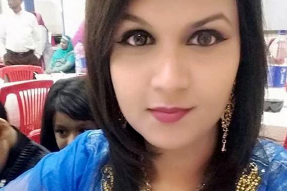 Dans la cuisine de Sharmeen Jamaloodeen