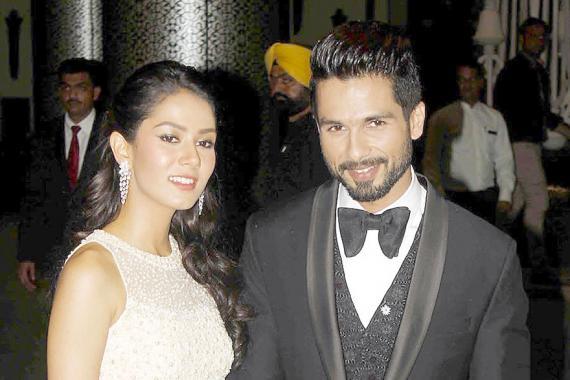Le mariage de Shahid Kapoor boudé par ses ex