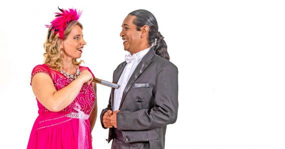 Des chants, des costumes, de l'humour vous attendent avec cette veuve pas comme les autres…