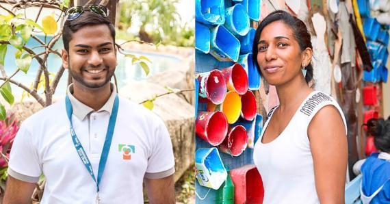 Avish et Sandrine attendent de voir comment ça se passera le 26 novembre.