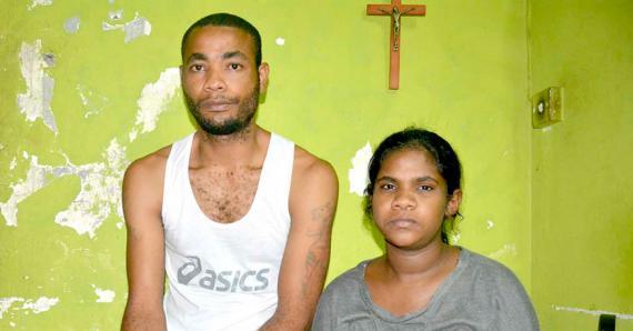 Le couple Faro est à la fois attristé et révolté suivant la mort de son bébé.