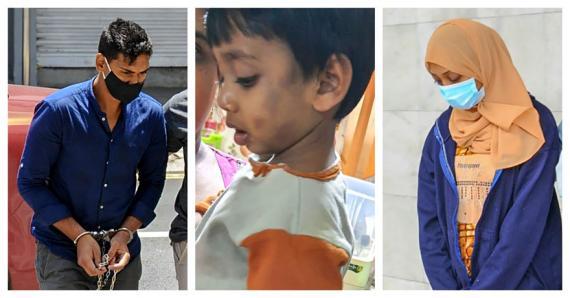 Ashar Sobratee et son compagnon Nawsheen Beeharry ont comparu devant la Bail & Remand Court où ils font l'objet d'une charge provisoire d'assassinat.