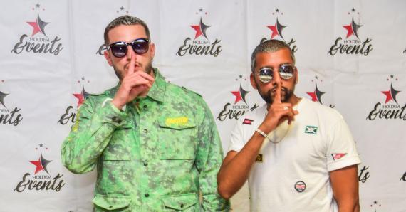 Une grande amitié lie le DJ à Assad.