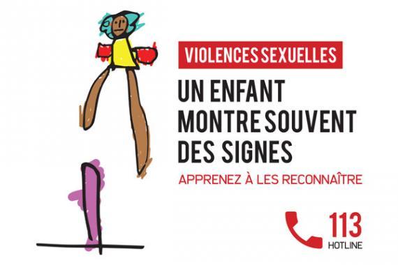 Violence sexuelle envers les enfants : zoom sur ces signes  qui alertent