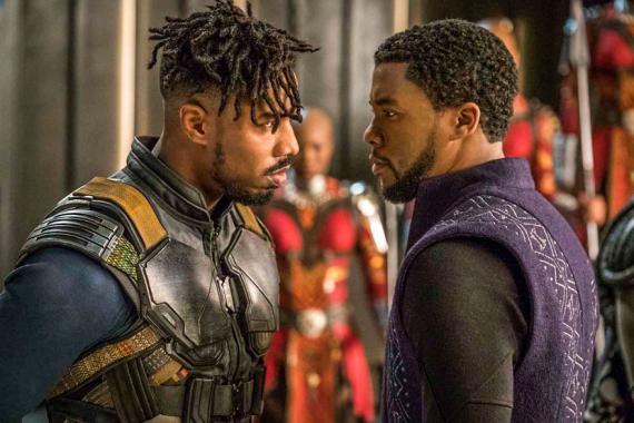 Les super-héros et les affrontements, sur un ton de Black Power, assurent un énorme succès au film.