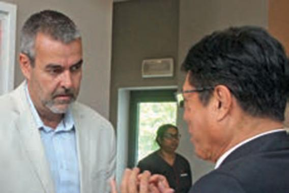 Le président du COJI Jean-Pierre Sauzier est heureux de constater que les Réunionnais seront présents en 2019.