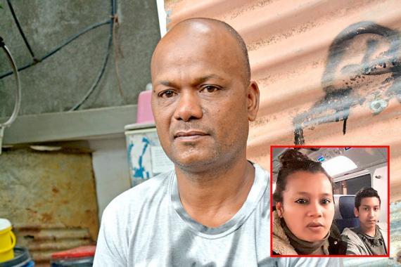 Mario Hollandais a perdu tragiquement deux filles, deux petits-enfants (dont l'un était dans le ventre de sa maman), une sœur et un neveu en 11 mois.