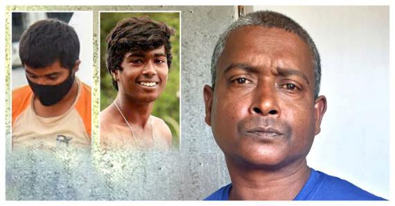 Sanjiv raconte que les querelles entre ses fils ne datent pas d'hier.