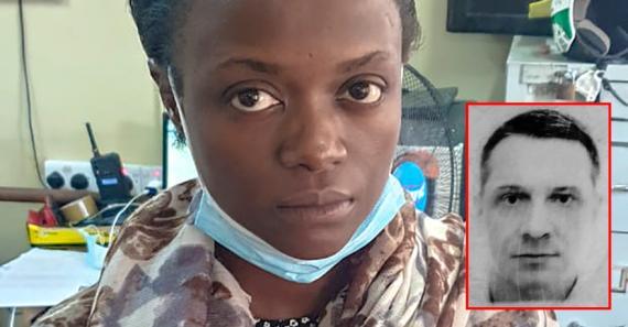 La jeune femme a avoué avoir poussé son mari dans les escaliers lors d'une énième et violente dispute conjugale.