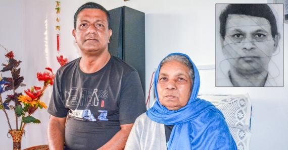 Santee Surroop et son fils Kumar pensent que Siamlall est mort suite à son agression.