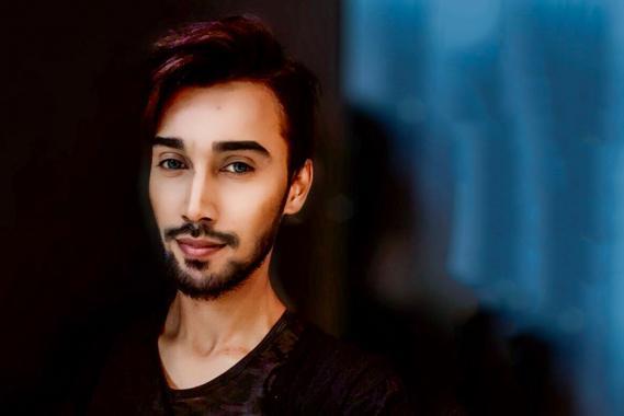 Le jeune homme présente son petit monde sur sa page Facebook, El Mehsen.